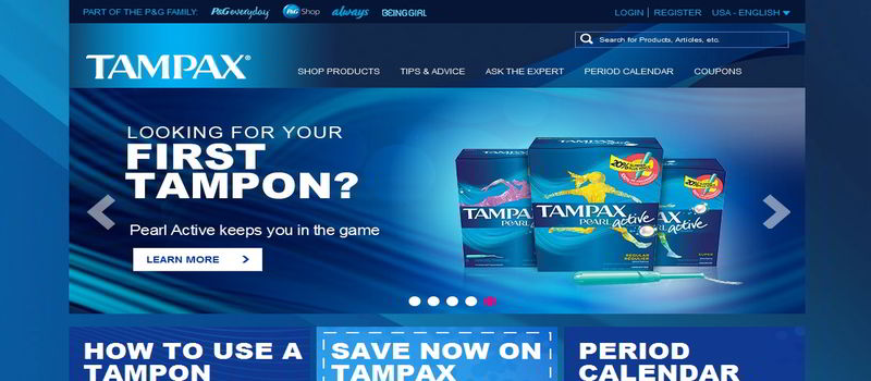 Tampax-Sharepoint-User